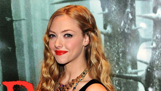 Amanda Seyfried Red Riding Hood Gala Screening