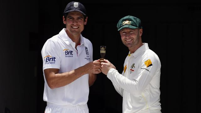 Ashes - Winning is all as Clarke and Cook reach Test centuries