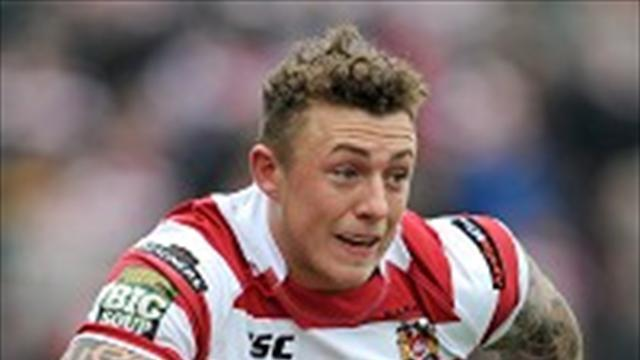 Rugby League - Tomkins and Charnley torch Vikings