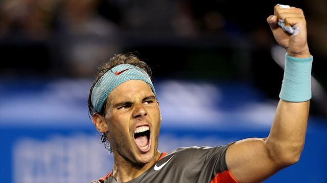 Australian Open - Nadal win may intensify 'all-time greatest' debate