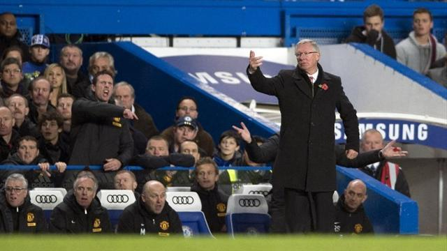 Premier League - Managers: Ferguson admits 'lucky break'