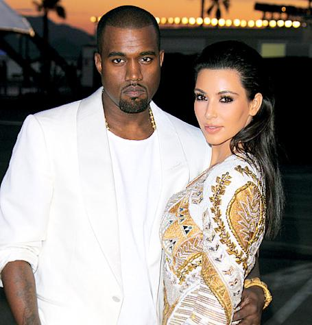 """Kanye West Is """"Not Changing Diapers"""" for Baby North"""