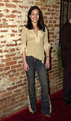 Premiere: Emmanuelle Vaugier at the LA premiere of Miramax's 40 Days and 40 Nights - 2/20/2002