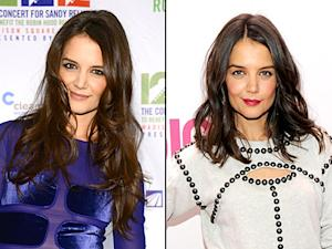 Katie Holmes Chops Off Long Hair, Rocks Darker Shade: See the Haircut Picture