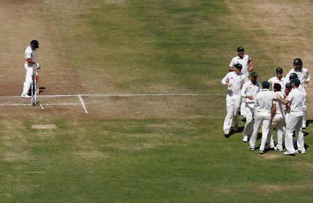 Cricket - India v Australia - First Test cricket match