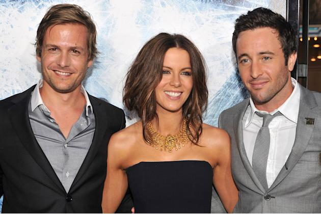 Whiteout LA Premiere 2009 Gabriel Macht Kate Beckinsale Alex O'Loughlin