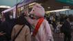 復出試水溫?羅志祥扮「粉紅豬」上街站12hrs挺醫護