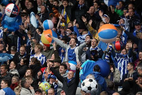 Sheffield Wednesday won promotion to the npower Championship last season