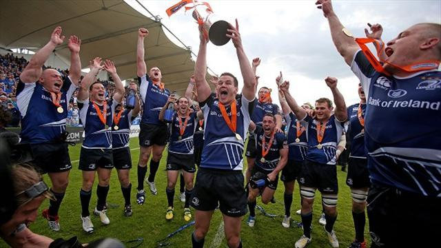 Rugby - Schmidt signs off with title win