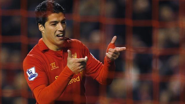 Premier League - Suarez 'champing at the bit' to be back from bite ban