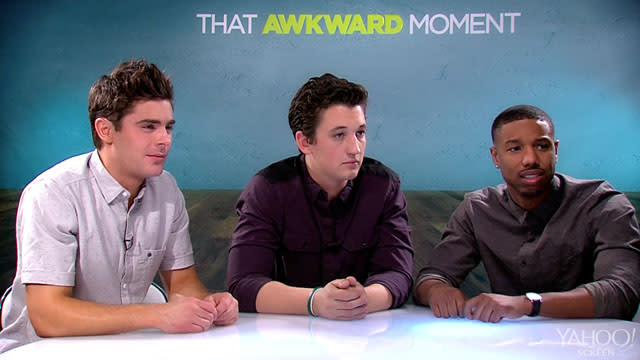 'That Awkward Moment' Insider Access: Have You Ever?