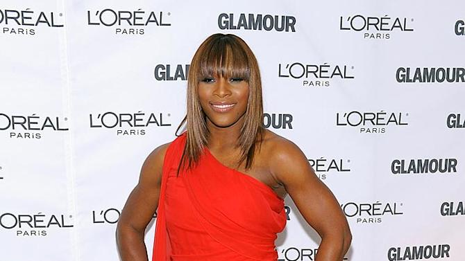 Williams Serena GlamourWOY Aw
