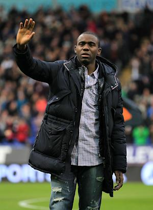 Fabrice Muamba is hoping to get the all-clear to return to professional football