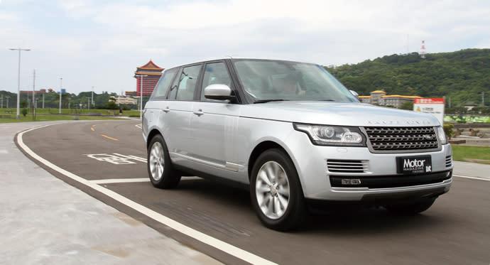 國內新車試駕—Range Rover 3.0 TVD6 HSE