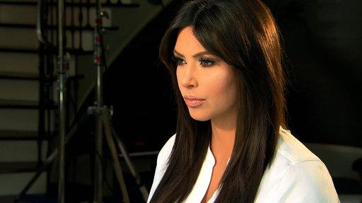 Kim K. Picks Apart Her Own Flaws