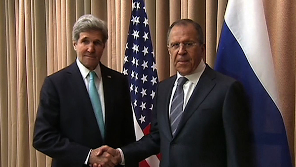 Russia: deal reached on calming Ukraine tensions