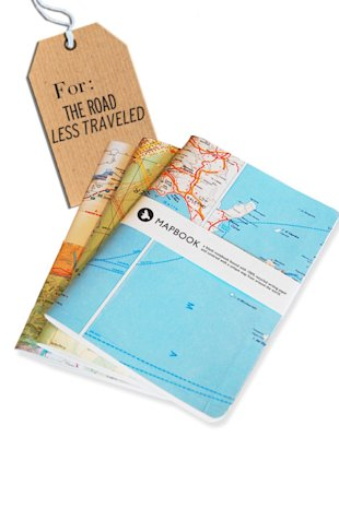 Context blank map notebooks