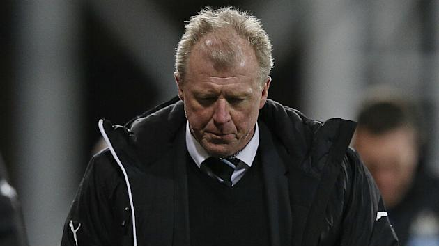 Newcastle fans right to be angry - McClaren