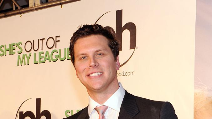 She's Out of My League 2010 Las Vegas Premiere Hayes MacArthur