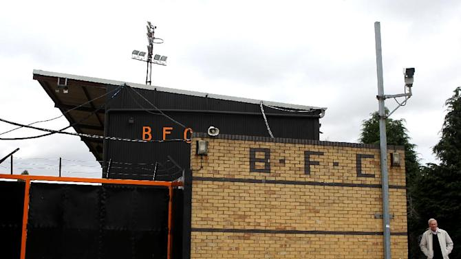 Barnet are discussing a move away from Underhill ground