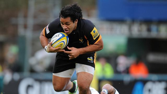 Aviva Premiership - Saracens snap up Vunipola and Johnston