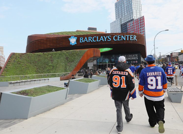 Rangers owner investing in new Islanders arena at Belmont