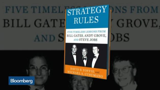 Lessons From Steve Jobs, Andy Grove and Bill Gates