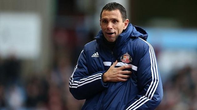 Gus Poyet's Sunderland host Carlisle in the FA Cup on Sunday