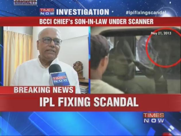 Yashwant Sinha calls IPL a 'den of gambling'