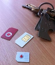 SIM Card Hacking Makes Most of us Targets image sim cards