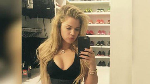 Khloe Kardashian Shares Shocking Waist Training Pic: 'Once You Try It You Will Become Obsessed!'