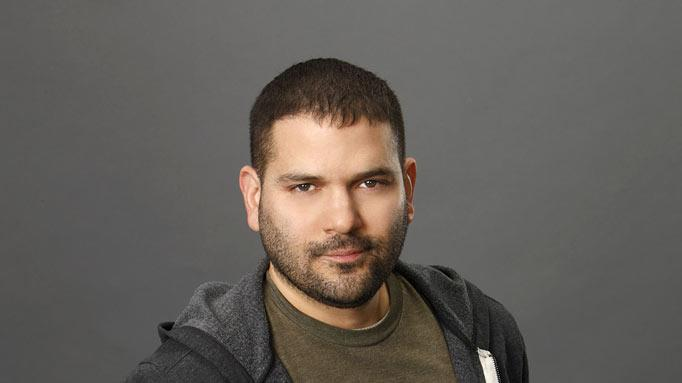 "Guillermo Diaz stars as Huck in ""Scandal."""