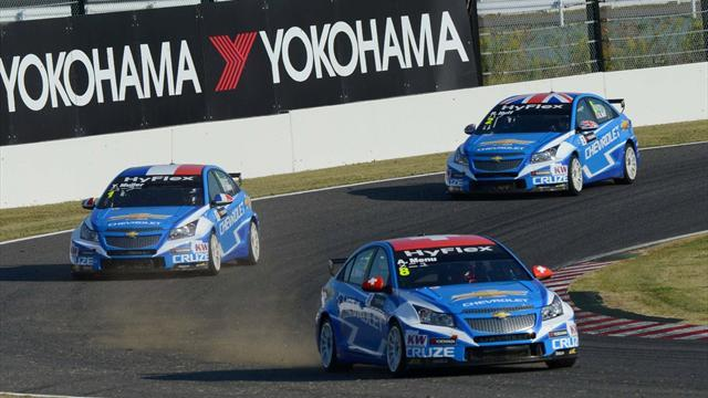 WTCC - Shanghai set for Chevrolet battle
