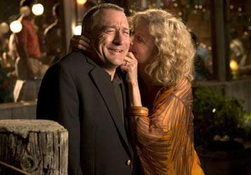 Robert De Niro and Blythe Danner in Universal Pictures' Meet the Fockers