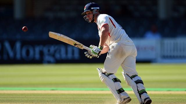 County - Cross and Croft hit tons as Lancashire draw with Hampshire