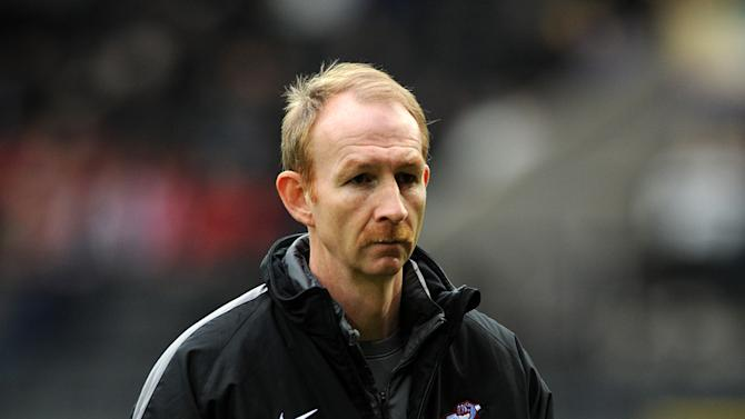 Scunthorpe manager Alan Knill is optimistic trialists Mark Hughes and Jordan Keegan will sign this week