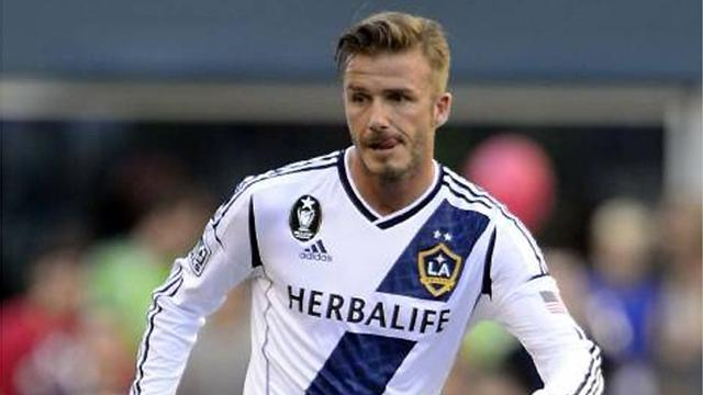 Champions League - Beckham wants swansong with elite