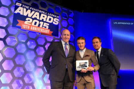 Soccer - The Football League Awards 2015 - The Brewery - London