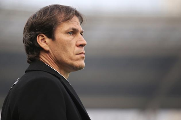 Rudi Garcia was named coach of French giants Marseille on October 20, 2016, just days after a US tycoon bought the club
