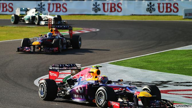 F1 Grand Prix of Japan - Race