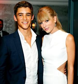 Taylor Swift Is Not Dating Brenton Thwaites, No Numbers Exchanged