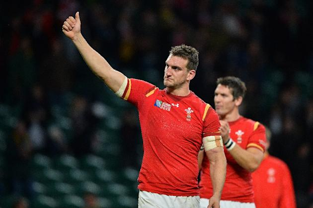 Rugby Union - Wales captain Warburton facing month out