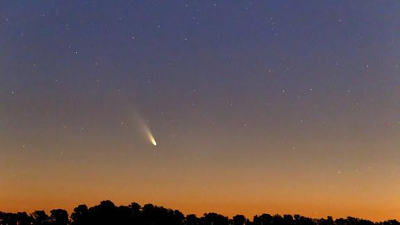 Comet Pan-STARRS Is Closest to Sun Today: See It at Sunset