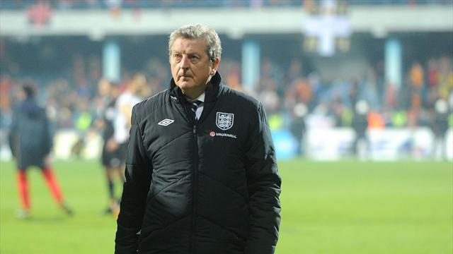 World Cup - Hodgson still upbeat despite draw