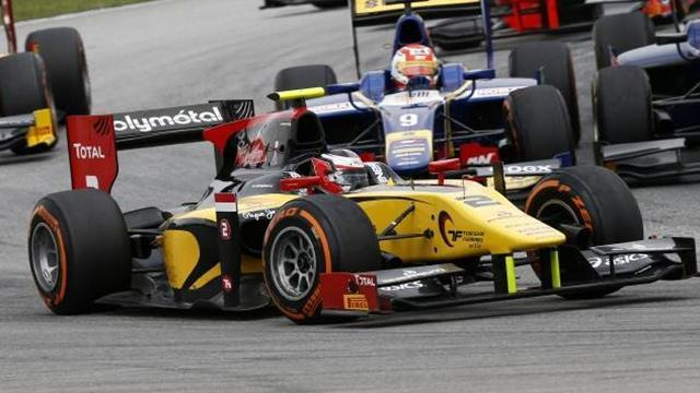 GP2 - Richelmi leads all-DAMS front row