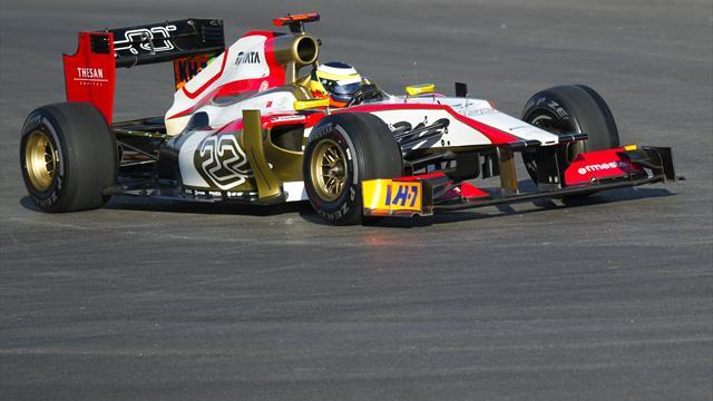 Formula 1 - Scorpion Racing trying to revive HRT
