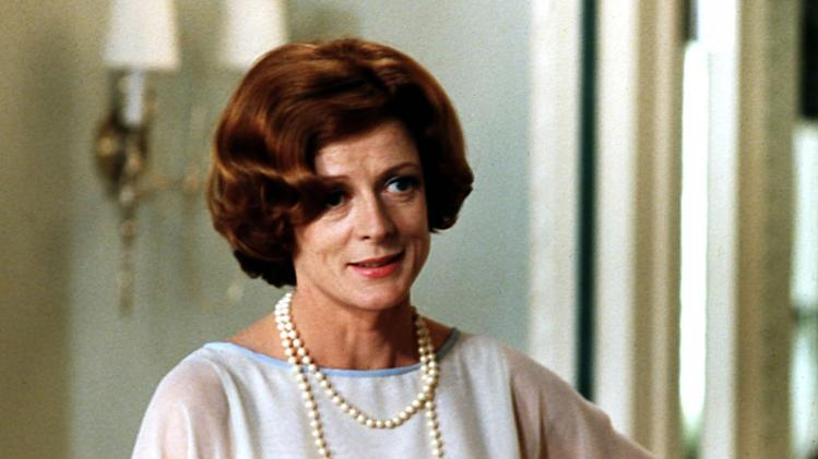 Maggie Smith, 'California Suite' (Best Supporting Actress, 1978)