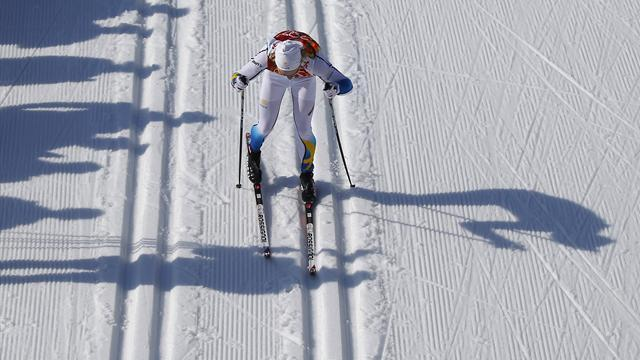 Cross-Country Skiing - Sweden's men win team 4x10km gold