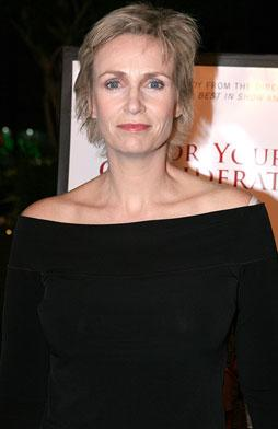 Jane Lynch at the Los Angeles premiere of Warner Independent's For Your Consideration