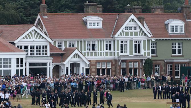Golf - The Open Championship 2013 - Day Four - Muirfield Golf Club